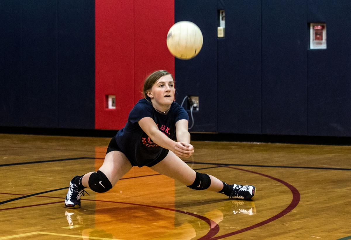 Pulaski varsity girls volleyball team ready to take it to the next level