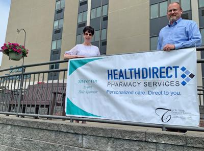 Title sponsor HealthDirect Pharmacy Services leads support for the St. Luke-Boyce Memorial Charity Golf Tournament on Aug. 6