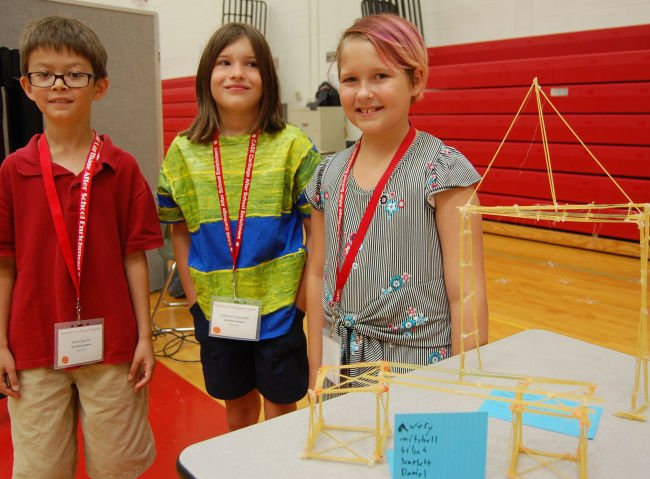 Summer enrichment program taught a variety of topics