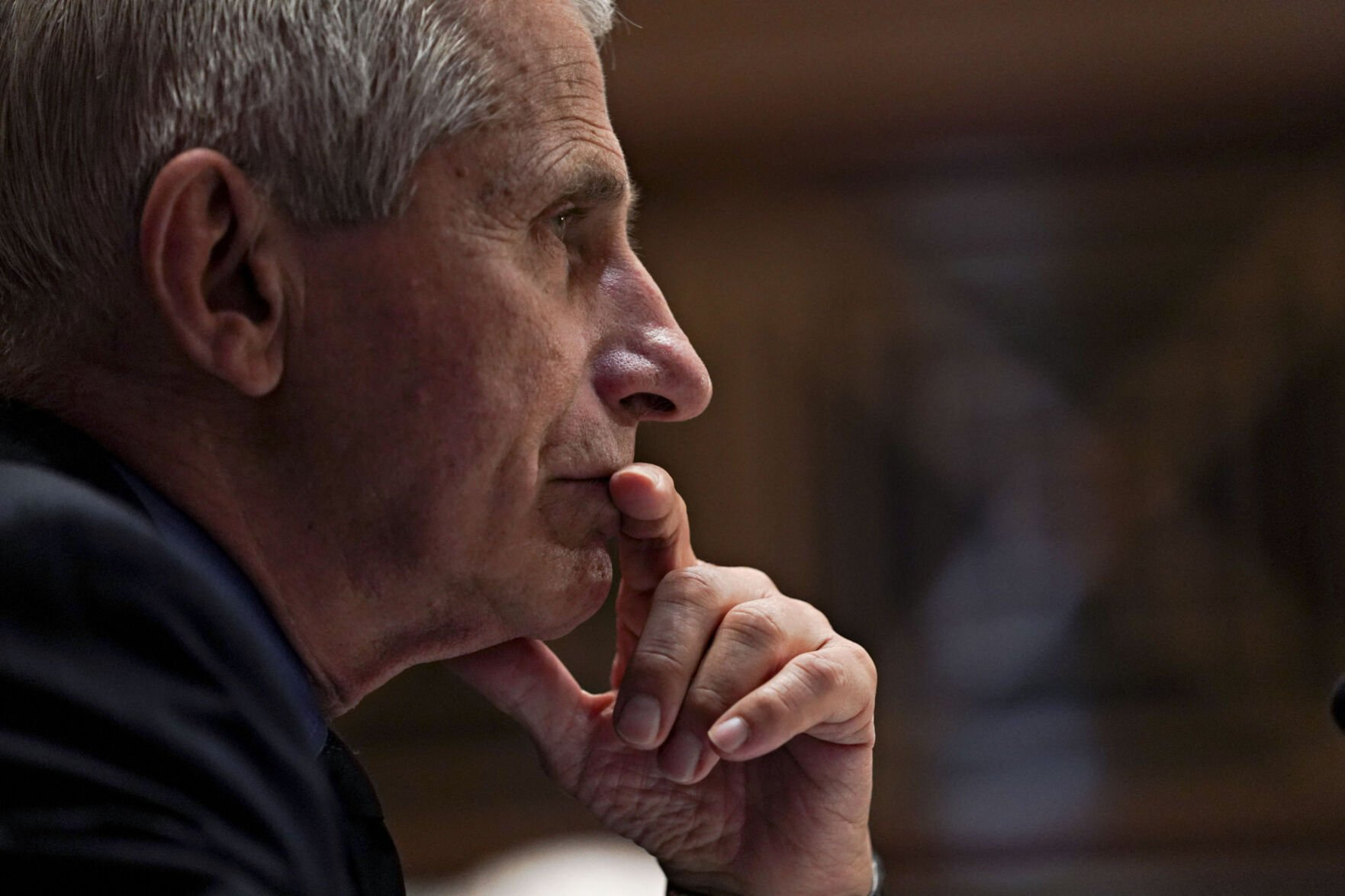 Fauci: U.S. moving in 'wrong direction,' COVID booster may be necessary
