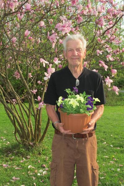Sean Finney Kugler Memorial Scholarship plant sale