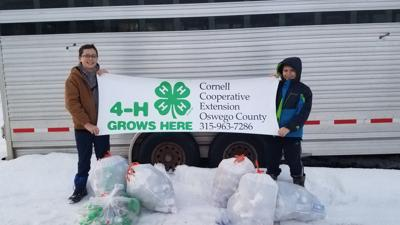 Bottle and can drive to support 4-H equine education programs