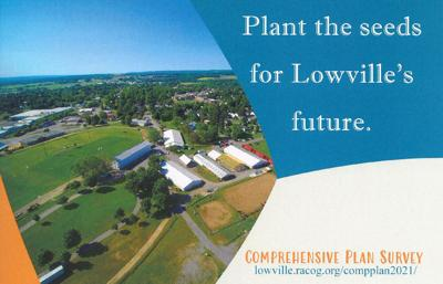 Lowville residents asked to complete survey