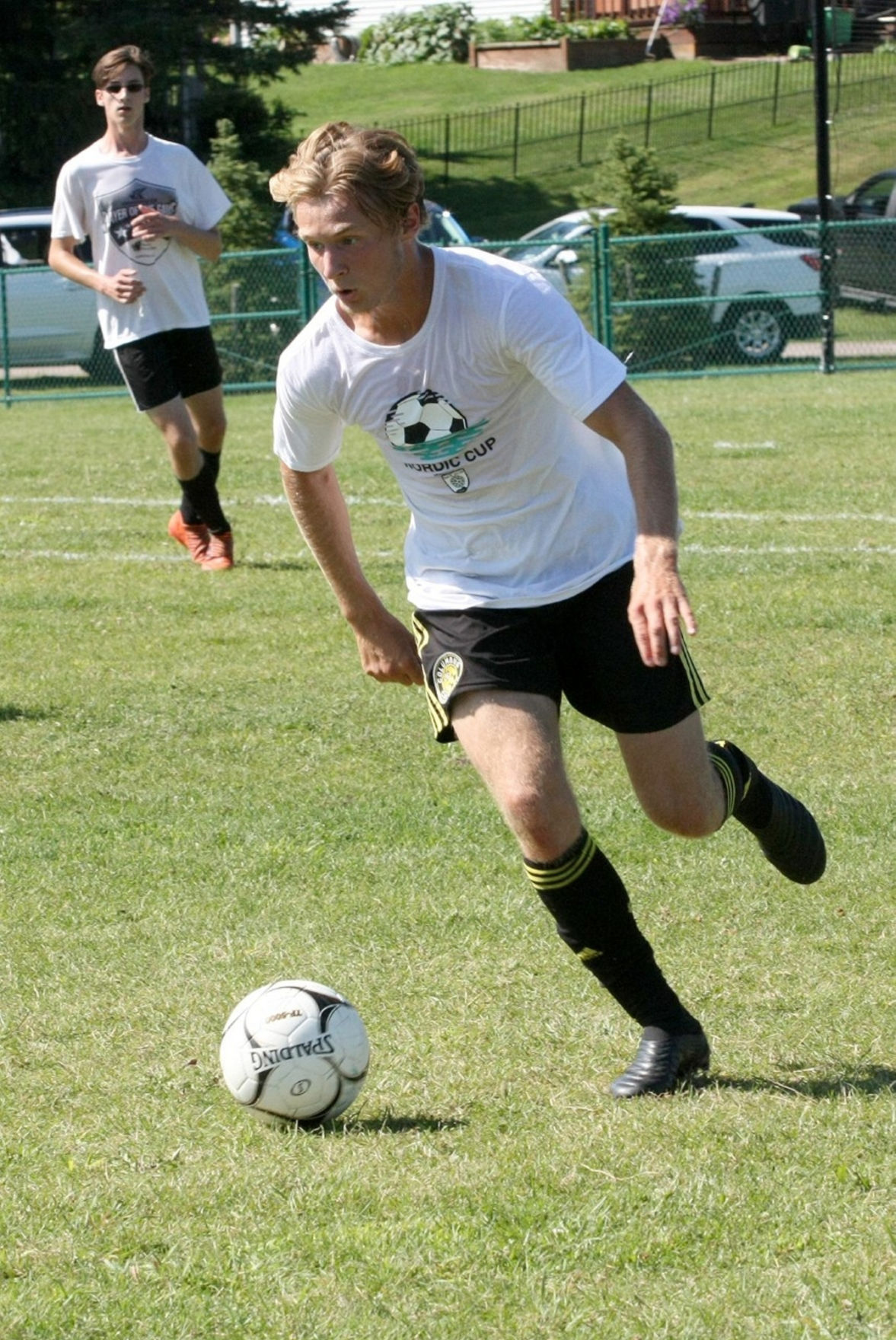 High school boys soccer: Malone's Schumacher too talented to