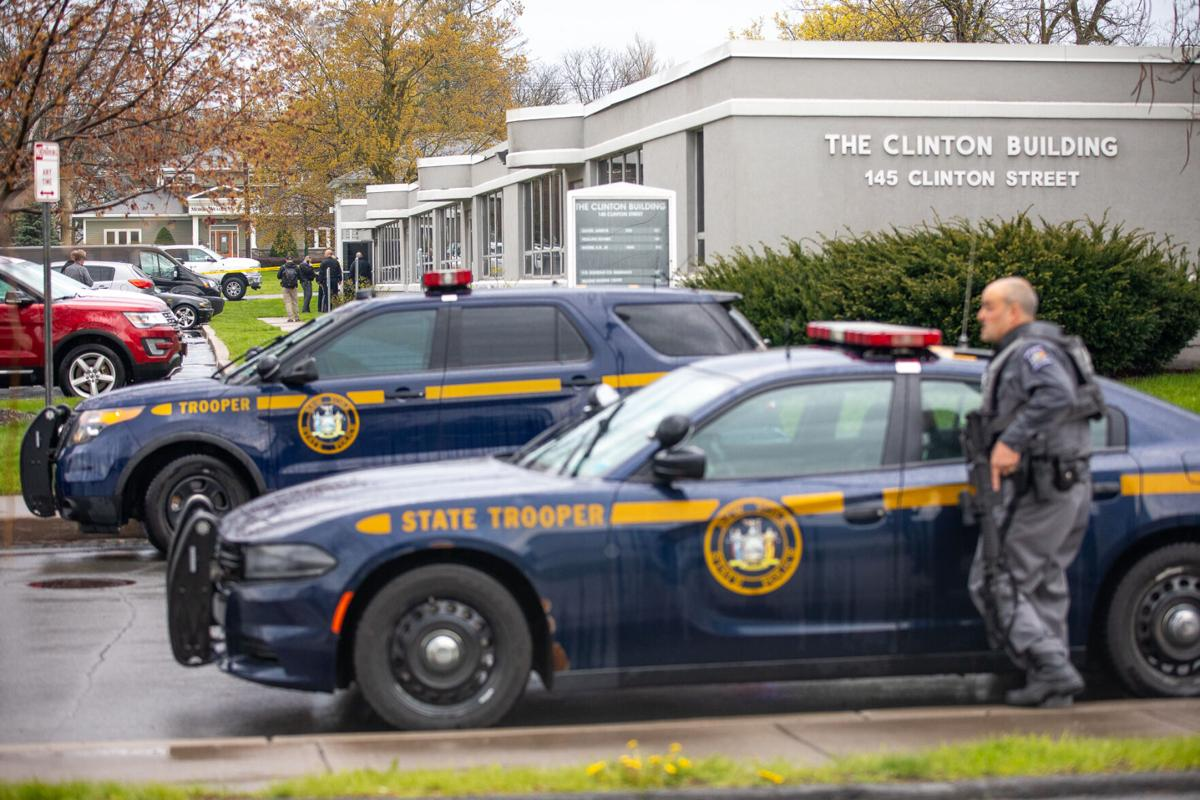 Two killed in office shooting
