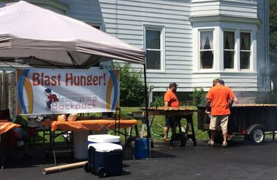Barbecue May 30 to give hot meals to Oswego families in need