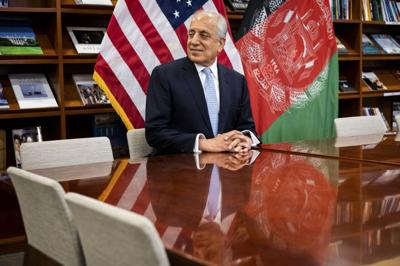 Afghan talks seeing progress
