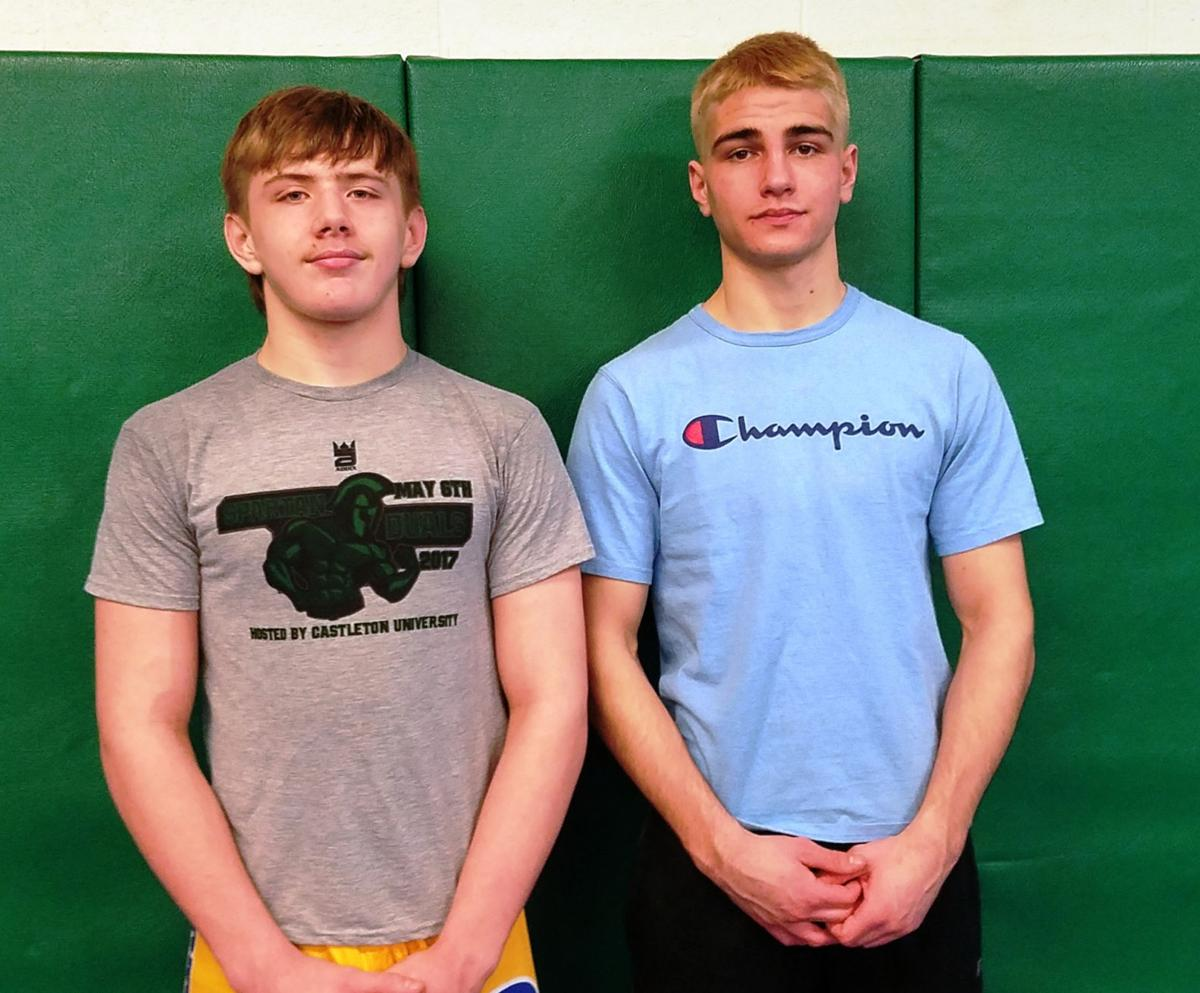 Central Square training partners head to wrestling state championship
