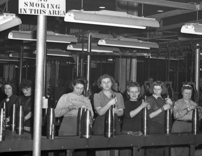 How the end of WWII changed NNY