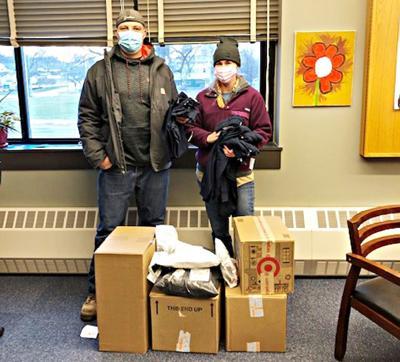 Fitzhugh Park grateful for recent Exelon clothing donation