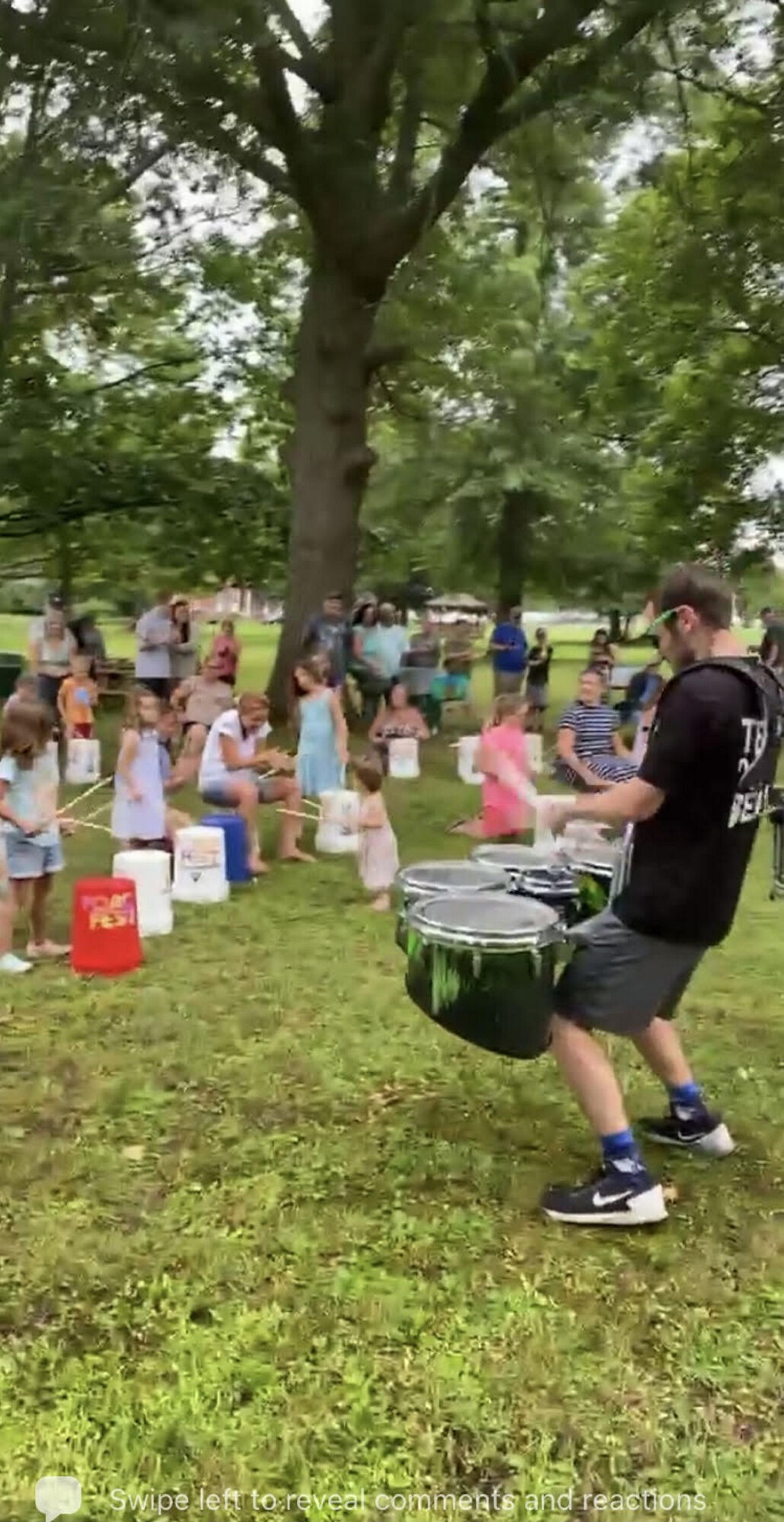 Fulton Block Builders supports Fulton's First Annual Porchfest