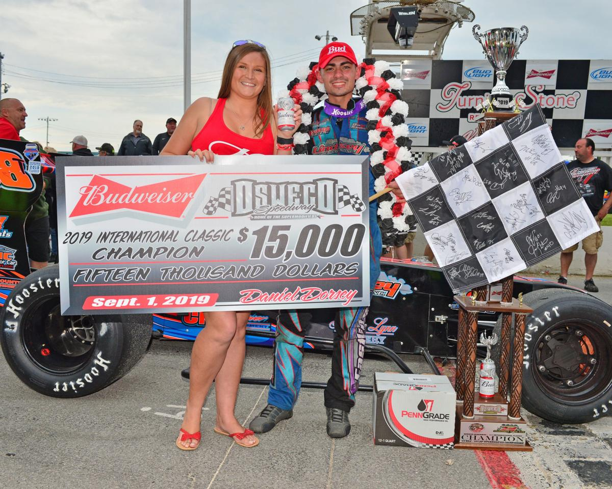 Thompson still in awe after becoming youngest winner of the Bud Classic 200