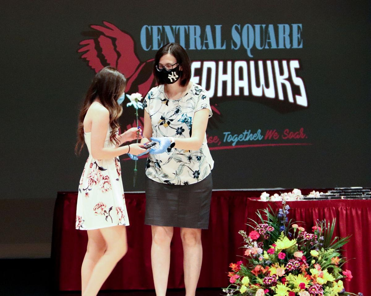 Top 100 Central Square students earn recognition