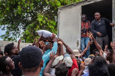 We can't keep treating Haiti's cycle of traumas with Band-aid solutions