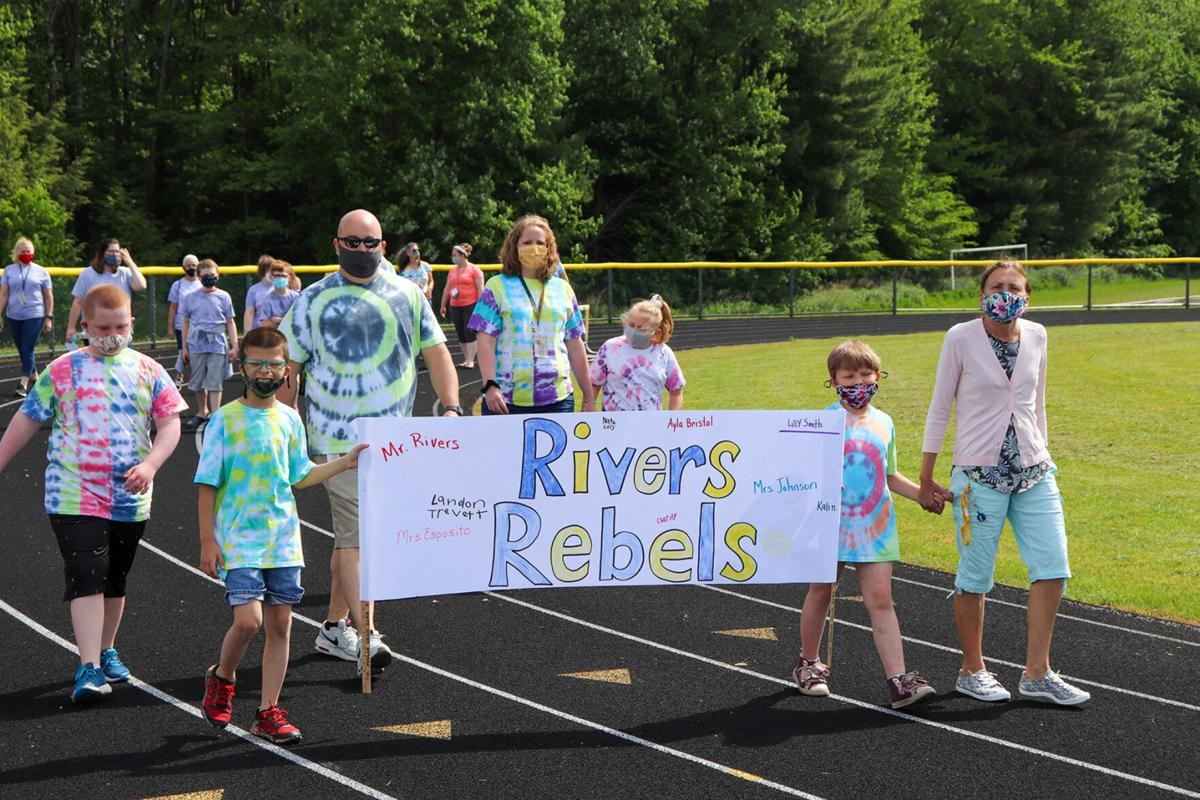 APW Elementary hosts Special Olympics event