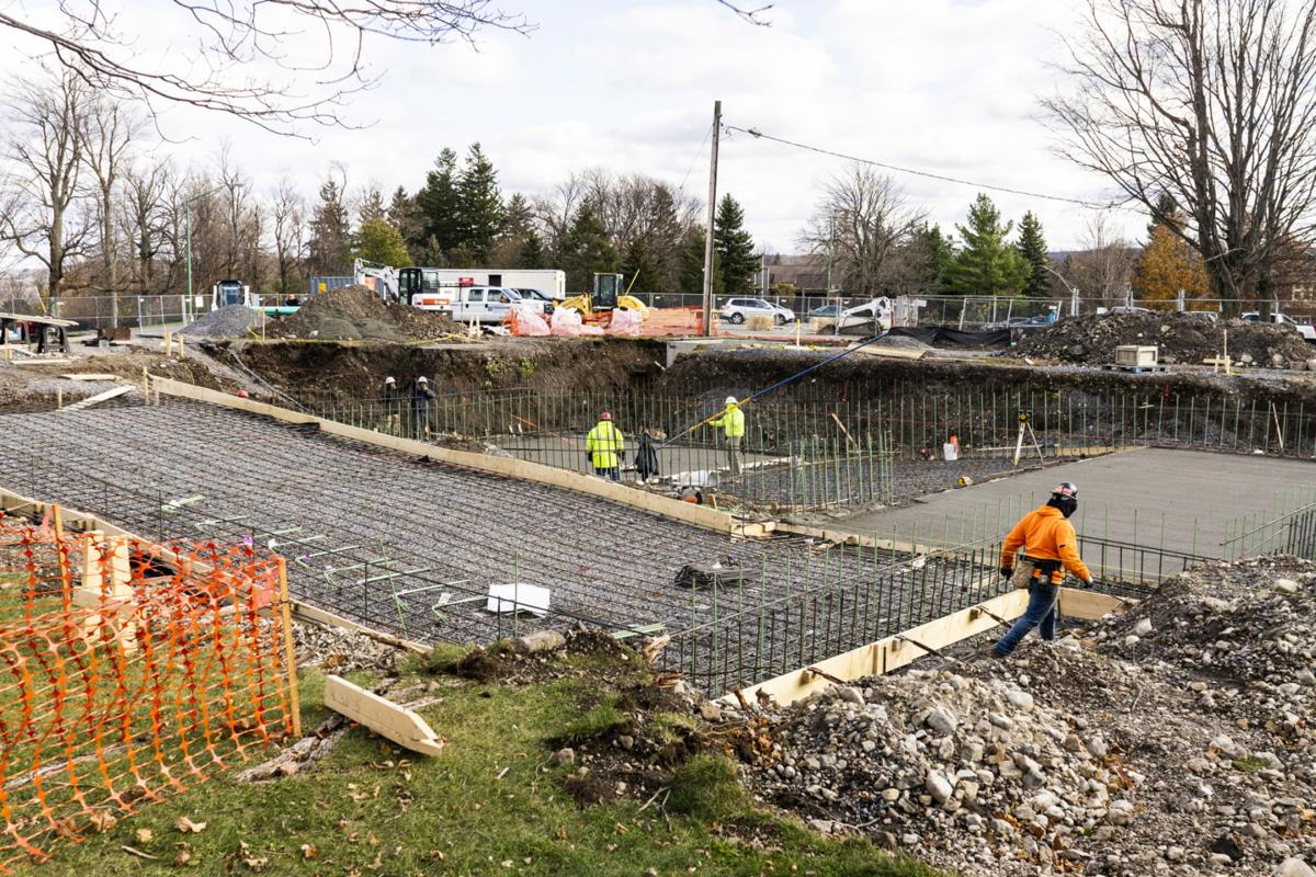 Work on $3.1m pool project continues