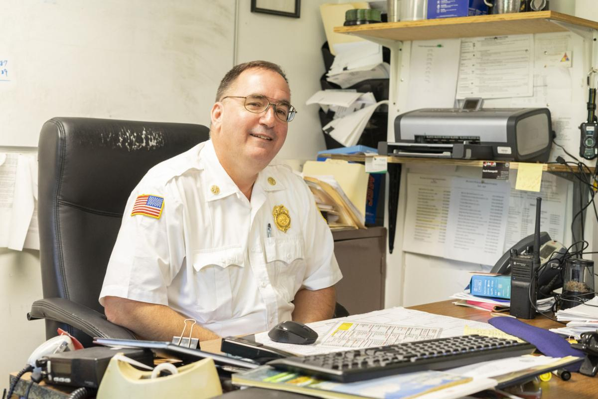 City's deputy fire chief reflects on 29-year career