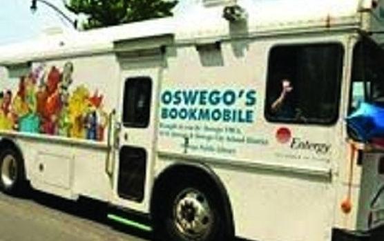Oswego Bookmobile invites the public to an open house