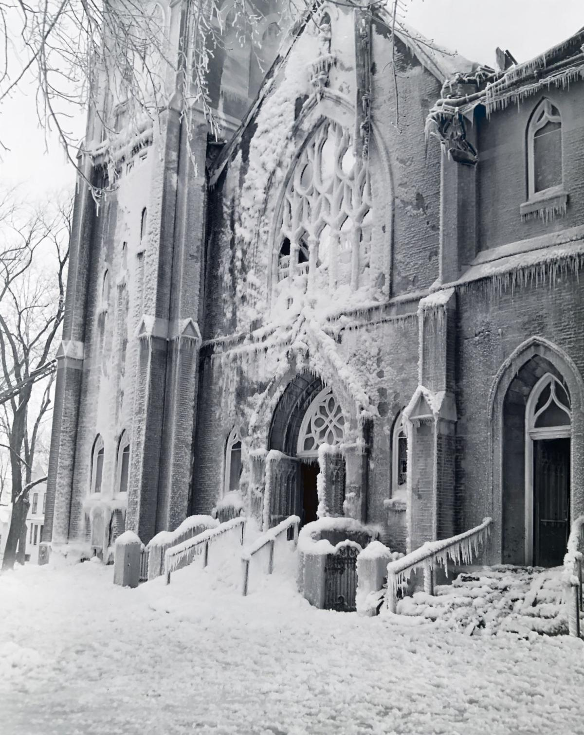 'It's finished': Sacred Heart went up in flames 50 years ago