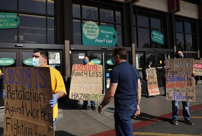 Supermarket workers feel alone, unrecognized over COVID-19