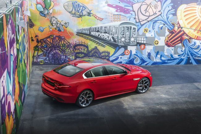 Jaguar XE for 2020 is well worth considering