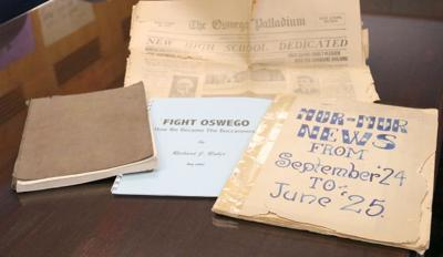 Oswego superintendent delves into district history