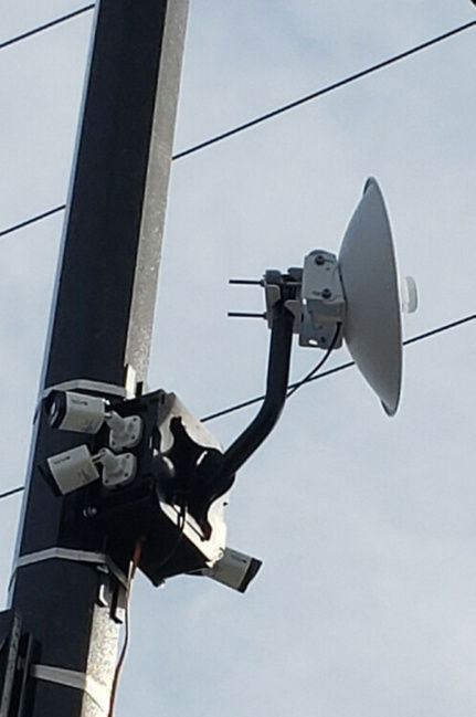 Mayor Barlow announces downtown security camera project