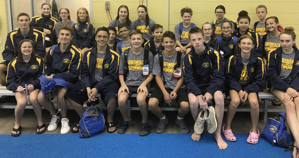 Northern TRIBS group excels in pool LONG COURSE