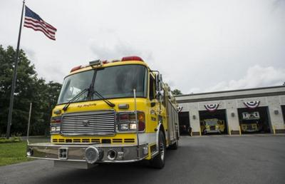 City firefighters union files protest