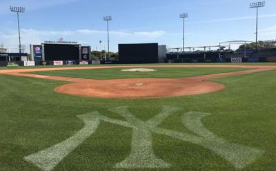 Batter up: Yankees, Mets to hold spring training in NY