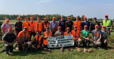 DEC set to host September waterfowl, pheasant hunts