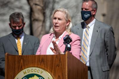 Gillibrand pushes for regulation of harmful chemicals