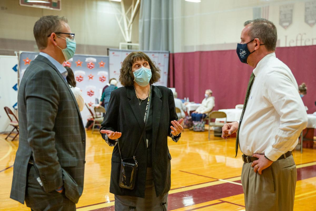 Pandemic point man says crisis brought out best in community