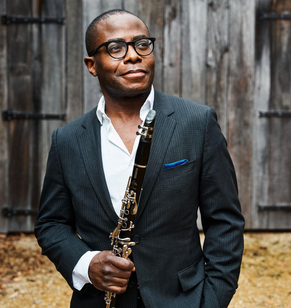 Tune in for a talk with renowned clarinetist