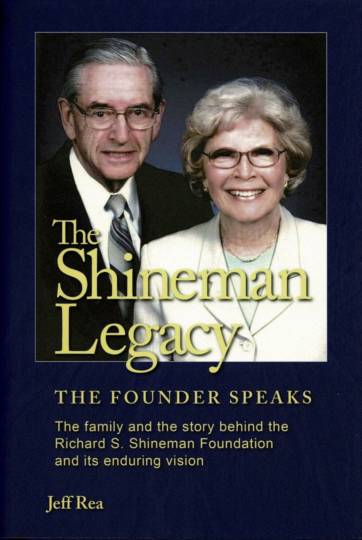 New book traces the eventful lives of the Shinemans, evolution of their foundation