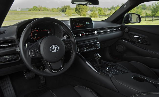 Toyota's latest generation sports car is also 'fordable