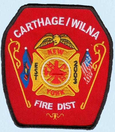 Carthage Wilna Fire District makes appointments
