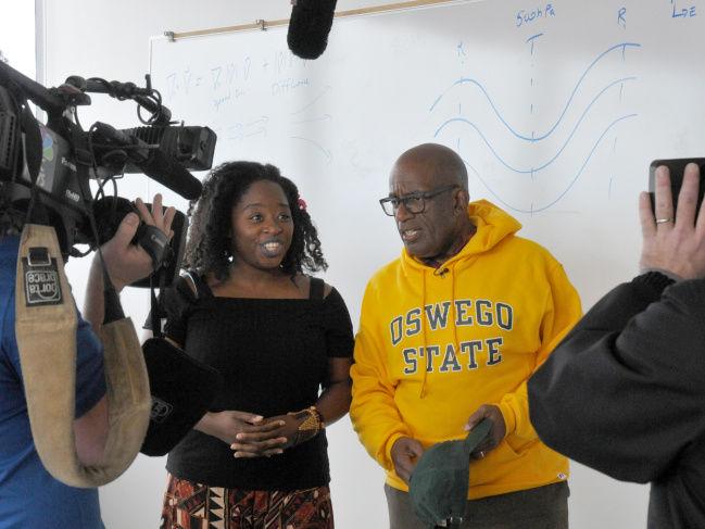 NBC's Al Roker to teach course at SUNY Oswego