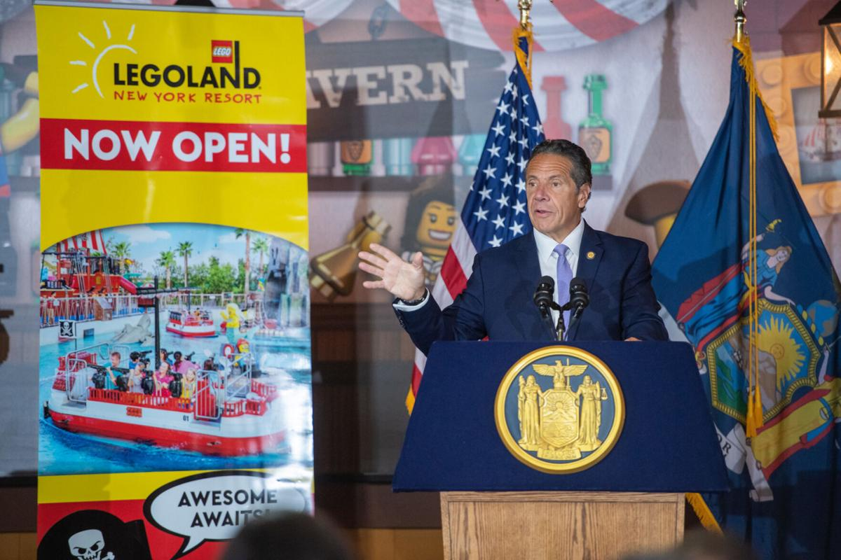 Northeast gets first new theme park in 40 years