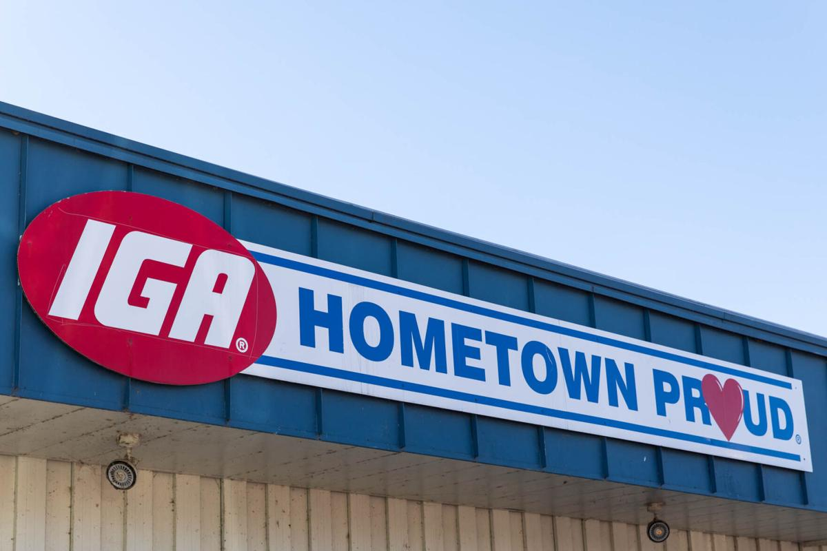Chaumont IGA supermarket closing