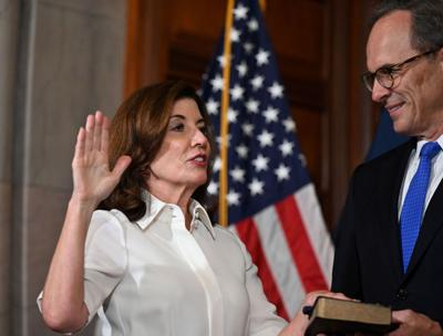 Let's all welcome Gov. Hochul