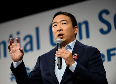 Andrew Yang says he's raised $1 million for NYC mayoral run