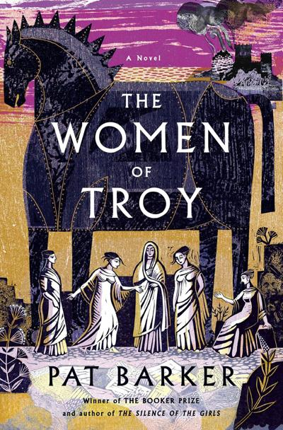 Masterful retelling of a classical myth with a memorable heroine