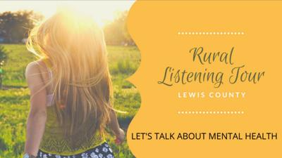 Input sought from Lewis residents on rural mental health