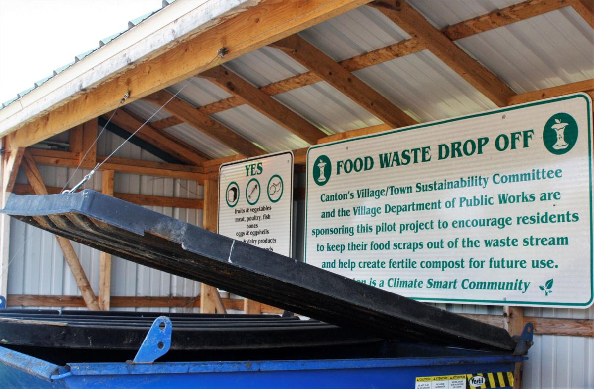 Canton mulls new partnership for collection of compost
