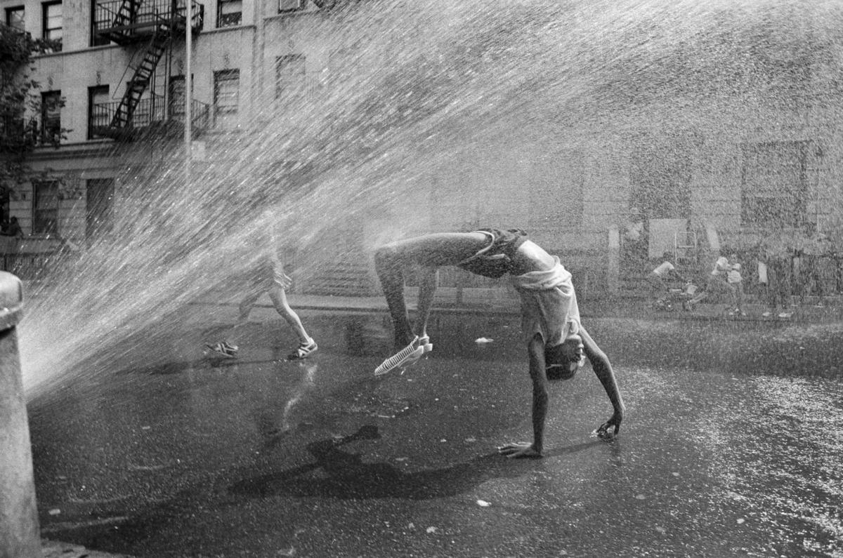 For 100 years, fire hydrants have been NYC's cool solution