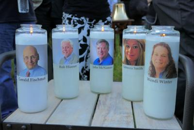 Capital Gazette gunman sentenced to 5 life terms without parole in newsroom shooting