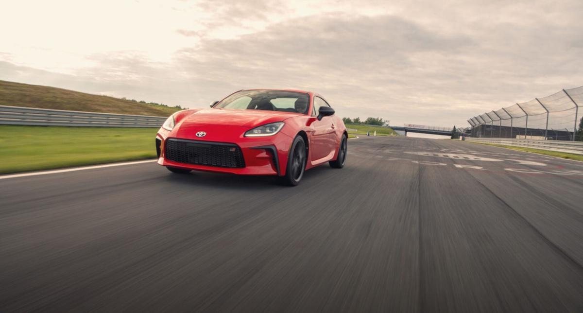 Sporty, stylish and fun but is it really a Toyota?