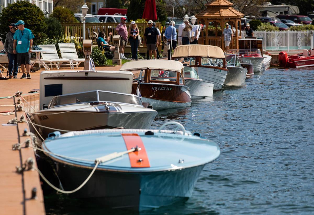 International show draws boat lovers to Alex Bay