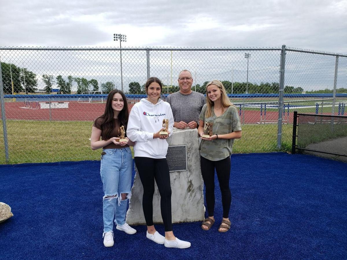 OFA track-field, swimming athletes honored for gratifying seasons